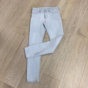 Girls H&M jeans size 13/14
